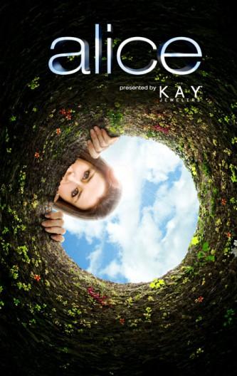 """Capa da série """"Alice"""" do canal Syfy"""