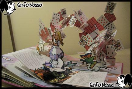Alice's Adventures in Wonderland do Robert Sabuda