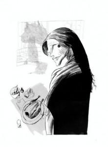 """A """"Outra Mãe"""" por Dave Mckean, Ilustrador de """"Coraline"""""""