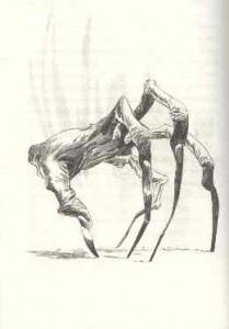 """A """"Mão"""" por Dave Mckean, Ilustrador de """"Coraline"""""""