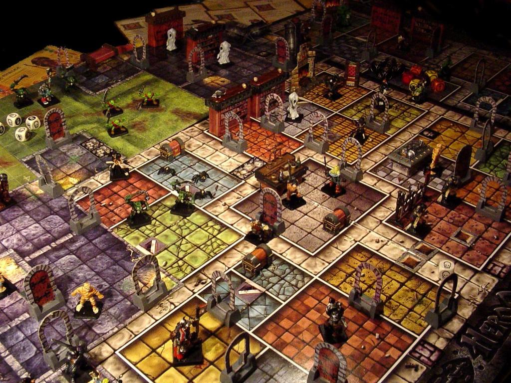 play hero quest online