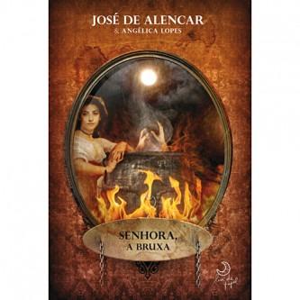 Livro Senhora, a Bruxa