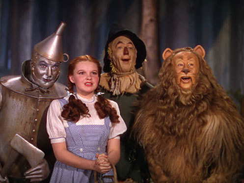 "Print do filme ""The Wizard of Oz"" de 1939"
