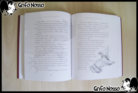 Alice salamandra 2010 grifo nosso interior do livro alice atravs do espelho da salamandra fandeluxe Image collections