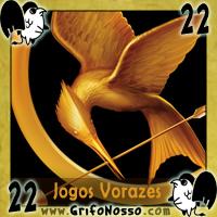 """Capa do Capítulo 22 sobre """"Jogos Vorazes"""""""
