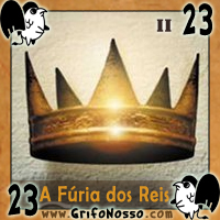 Capa do Cap. 23 - A Fúria dos Reis - Parte 2