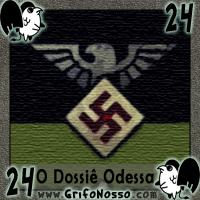"""Capa do Capítulo 24 sobre """"O Dossiê Odessa"""""""