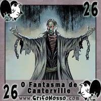 Capa do Capítulo 26 - O Fantasma de Canterville - Oscar Wilde