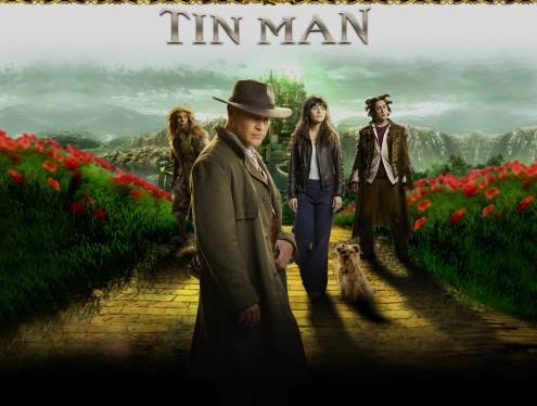 """Poster de """"Tin Man"""""""